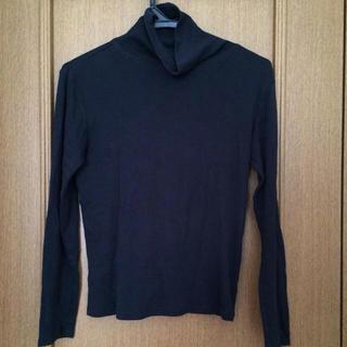 ジーユー(GU)のg.u. タートルネックトップス♪(Tシャツ(長袖/七分))