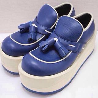 トーキョーボッパー(TOKYO BOPPER)のさんしょくねこさん11日までお取り置き(ローファー/革靴)
