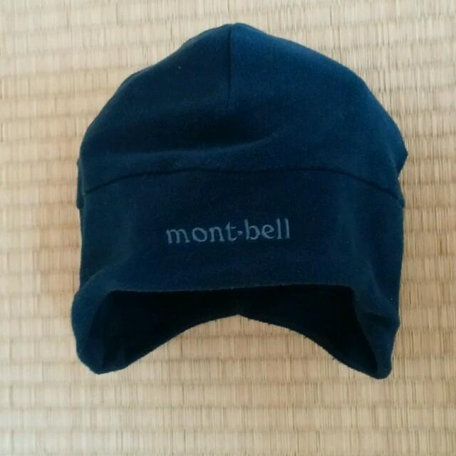 mont bell(モンベル)のmont-bell キッズ ニット帽  キッズ/ベビー/マタニティのこども用ファッション小物(帽子)の商品写真