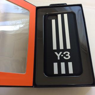 ワイスリー(Y-3)の新品★Y-3★iPhone6カバー(iPhoneケース)