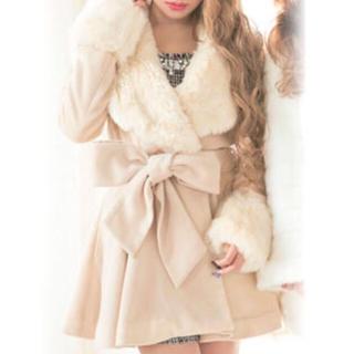 リュクスローズ(Luxe Rose)のリュクスローズ♡コートお値下げ中(毛皮/ファーコート)