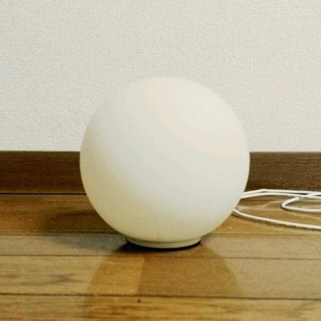無印良品「LED磁器シェードペンダントライト・大」2.3Wのハイパワー