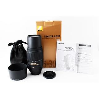 ニコン(Nikon)の★大人気望遠レンズ!手振れ補正搭載★ニコン AF-S DX 55-300mm(レンズ(ズーム))