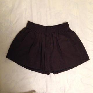 ジエンポリアム(THE EMPORIUM)のキュロットスカート♡冬のSALE特別価格(その他)