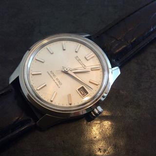 セイコー(SEIKO)の希少 ♡レア♡KING SEIKO キングセイコー4402-8000(腕時計(アナログ))