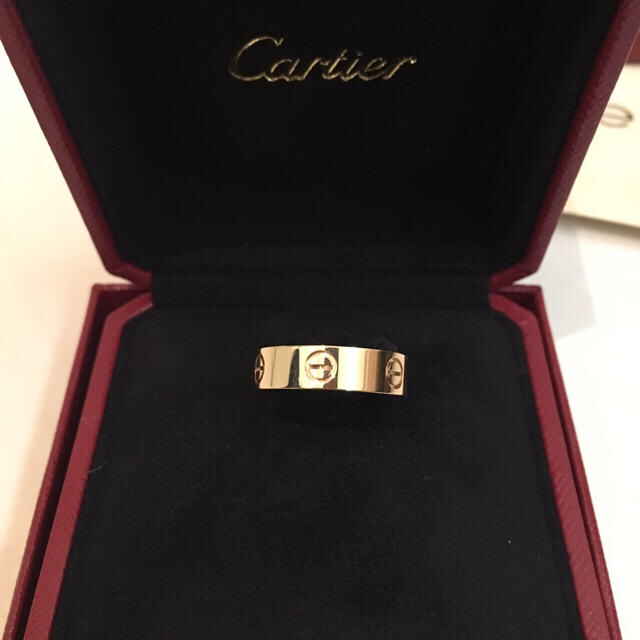 Cartier(カルティエ)の新品カルティエ ラブリング レディースのアクセサリー(リング(指輪))の商品写真