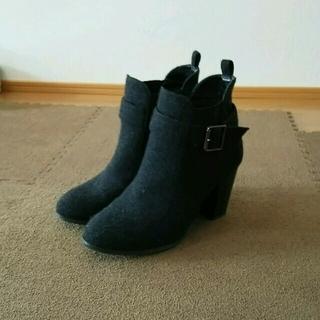 シマムラ(しまむら)のショートブーツ(ブーツ)