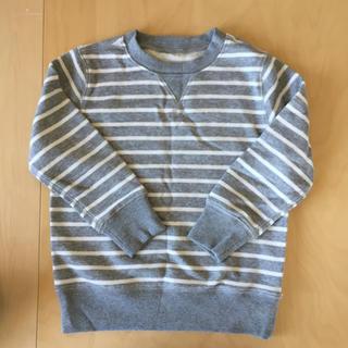 ムジルシリョウヒン(MUJI (無印良品))の ポテトヘッドさま専用 無印良品 裏起毛トレーナー(Tシャツ/カットソー)