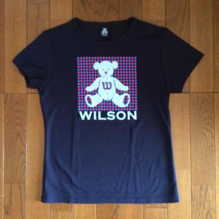 ウィルソン(wilson)の美品✨wilson テニスウエア(ウェア)