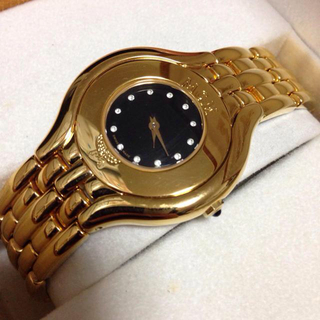 エムシーエム(MCM)のMCM ゴールドウォッチ(腕時計)