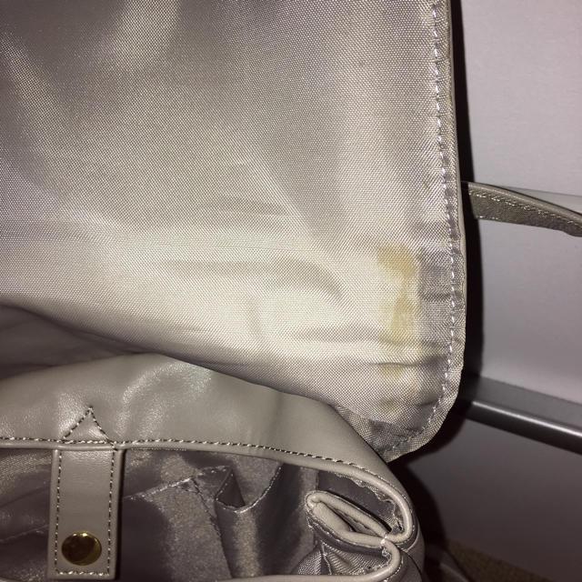 WEGO(ウィゴー)のグレーリュック レディースのバッグ(リュック/バックパック)の商品写真