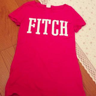 アバクロンビーアンドフィッチ(Abercrombie&Fitch)のアバクロ*古着Tシャツ(Tシャツ(半袖/袖なし))