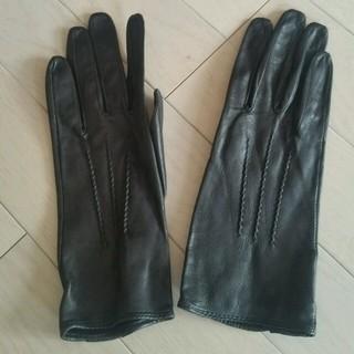 ザラ(ZARA)のZARA 本革手袋(手袋)