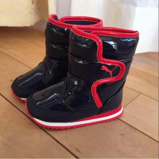 プーマ(PUMA)のプーマ ウィンターブーツ 13cm 新品未使用(ブーツ)