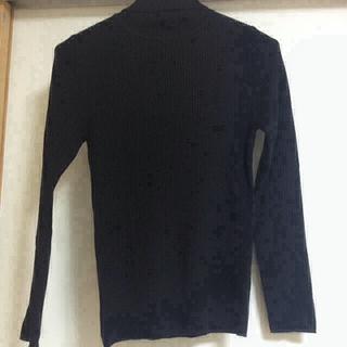 ジーユー(GU)のタートルネック(Tシャツ(長袖/七分))