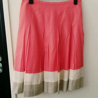 バーニーズニューヨーク(BARNEYS NEW YORK)のバーニーズニューヨーク☆スカート(ひざ丈スカート)