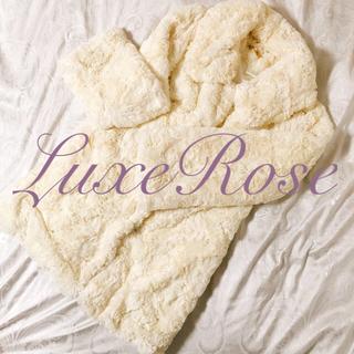 リュクスローズ(Luxe Rose)のLuxe Rose☆ふわふわコート(毛皮/ファーコート)