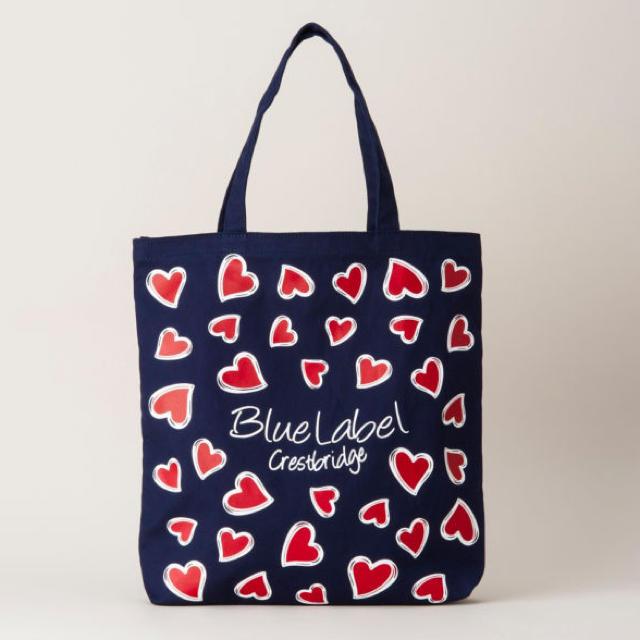 BURBERRY(バーバリー)のサリー様専用ブルーレーベルクレストブリッジ トートバッグ 新作 新品 タグ付き レディースのバッグ(トートバッグ)の商品写真