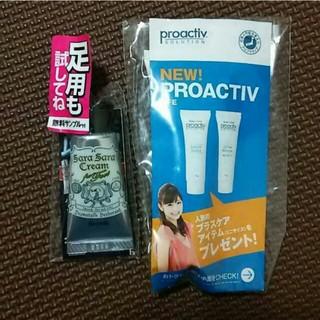 プロアクティブ(proactiv)のプロアクティブ 美容液&デオナチュレ足指さらさらクリーム(美容液)