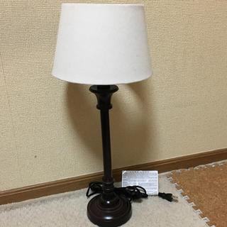 ザラホーム(ZARA HOME)の2/25日削除 ZARAHOME アンティーク調ライト(テーブルスタンド)