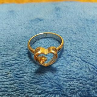 3号 ハートピンキーリング(リング(指輪))