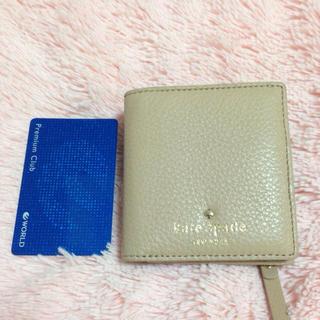ケイトスペードニューヨーク(kate spade new york)のケイトスペード♠︎ミニ財布(財布)