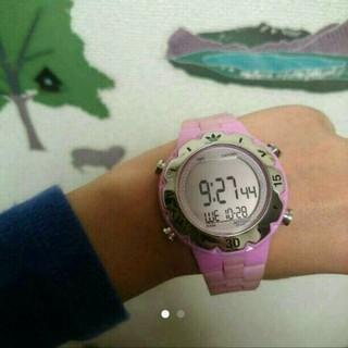 アディダス(adidas)のアディダス★デジタル腕時計(腕時計)