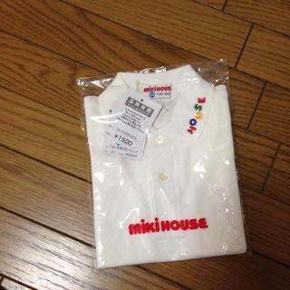 ミキハウス(mikihouse)の半袖ポロシャツ🐰(ポロシャツ)