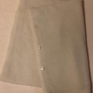 ムジルシリョウヒン(MUJI (無印良品))のMUJI 幾通りにも使えるカシミア100% ストール マフラー(ストール/パシュミナ)