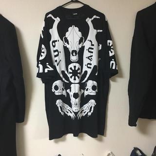 ココントーザイ(Kokon to zai (KTZ))のKTZ skeleton Tシャツ(Tシャツ/カットソー(半袖/袖なし))