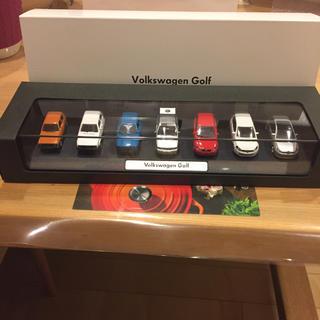 フォルクスワーゲン(Volkswagen)のVolkswagen Golf ミニカーセット(ミニカー)