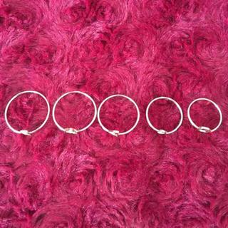 ベルシュカ(Bershka)のBershka ファランジリング(5個セット)(リング(指輪))