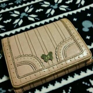 アナスイ(ANNA SUI)のアナスイ ピンクベージュ 財布(財布)