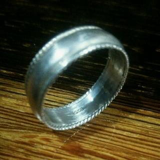 杏子様  シルバーリング(リング(指輪))
