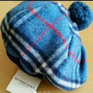 バーバリー(BURBERRY)の新品☆☆バーバリー☆☆(ハンチング/ベレー帽)