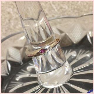 ティファニー(Tiffany & Co.)のティファニー☆ピンクサファイアリング(リング(指輪))