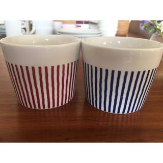 ムジルシリョウヒン(MUJI (無印良品))の兄弟姉妹 ペアカップ (マグカップ)