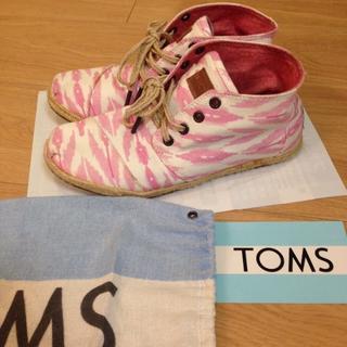 トムズ(TOMS)のTOMS スニーカー(スニーカー)