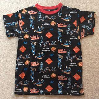 キン(KIN)の[KIN]ベースボールプリントTシャツ(Tシャツ(半袖/袖なし))