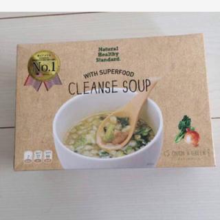 ナチュラルヘルシースタンダード クレンズスープ(ダイエット食品)