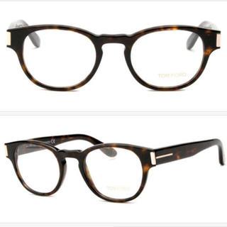 トムフォード(TOM FORD)の新品正規品 眼鏡 GUCCI レイバン TF5275 ボストン レディー べっ甲(サングラス/メガネ)