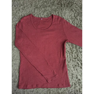 ムジルシリョウヒン(MUJI (無印良品))のあん様専用 無印良品 ロンT 送料無料(Tシャツ(長袖/七分))