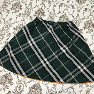 チェスティ(Chesty)のChesty ♡リバーシブルチェックスカート(ひざ丈スカート)