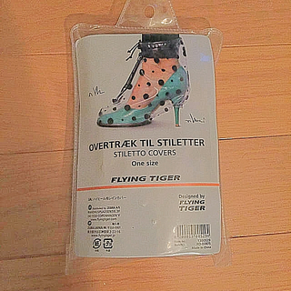 タイガー(TIGER)のtiger ハイヒール用 レインカバー(レインブーツ/長靴)