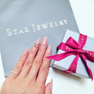 スタージュエリー(STAR JEWELRY)のstar jewelry♡ピンキーリング(リング(指輪))
