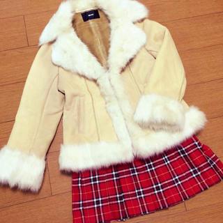 チュー(CHU XXX)のCHUXXXボリュームファーコート(毛皮/ファーコート)