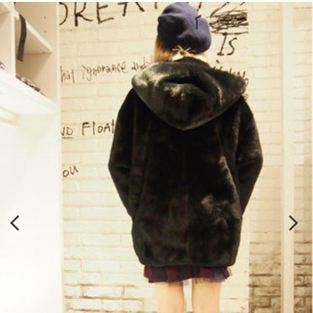 jouetie(ジュエティ)の今季♡送料込 フェイクファーコート レディースのジャケット/アウター(毛皮/ファーコート)の商品写真