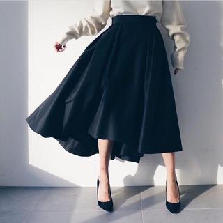 フレイアイディー(FRAY I.D)の♡ボリュームタックスカート♡(ロングスカート)