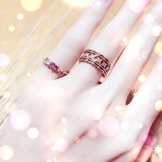 サマンサシルヴァ(Samantha Silva)のサマンサ ラプンツェル リング 指輪(リング(指輪))