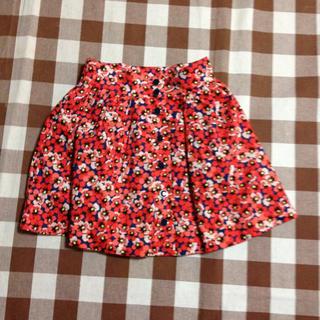 エイチアンドエム(H&M)のH&M未使用スカート(ミニスカート)
